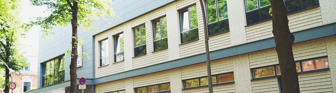 Orthopädiezentrum Schmargendorf Außenansicht